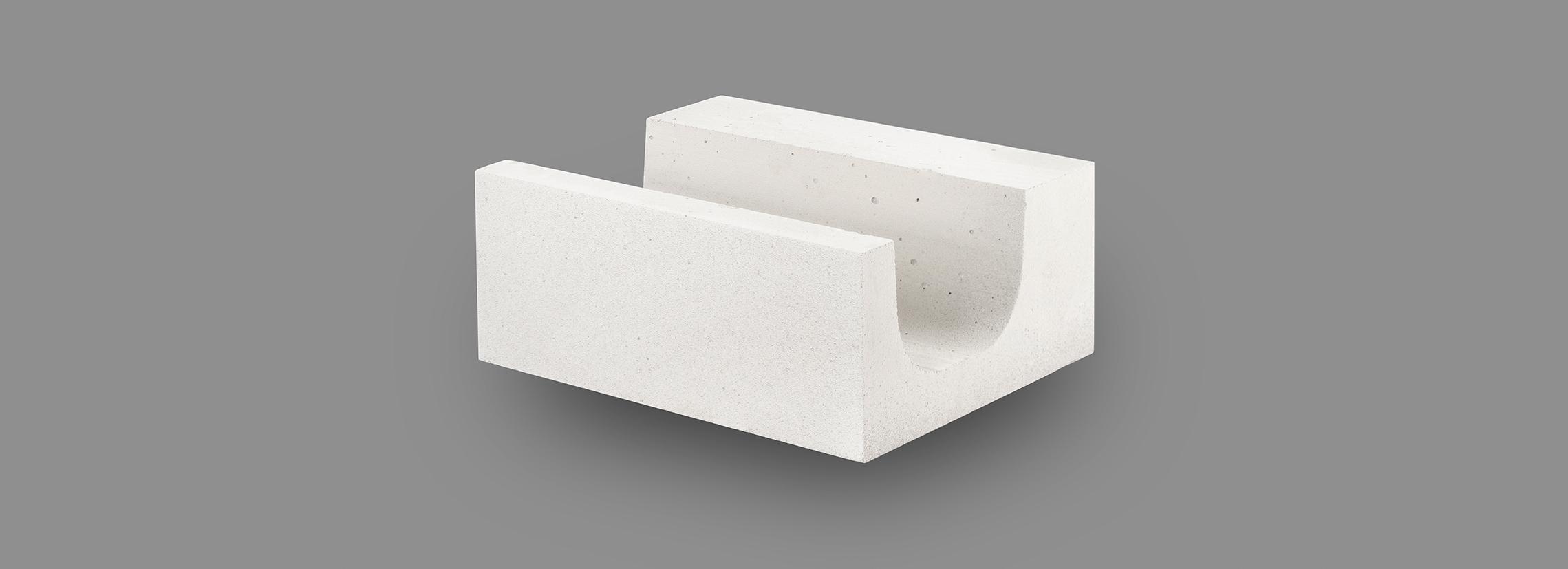 U элемент бетон лепка из бетона