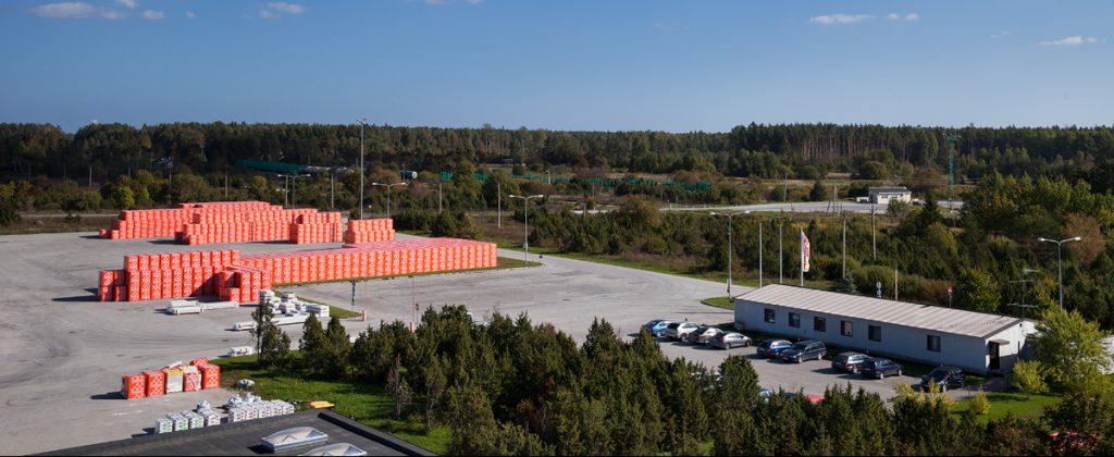 Bauroc AS tehas Andjas